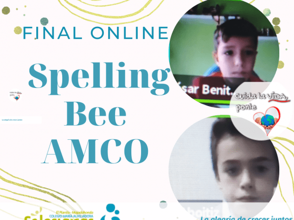 Final Online Spelling Bee AMCO